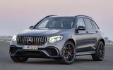 Mercedes GLC 63