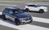 Mercedes-AMG GLC 63 and GLC 63 Coupe