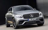 GLC 63 Coupe