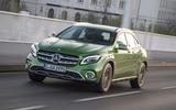 Mercedes-Benz GLA 200 d