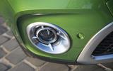Mercedes-Benz GLA foglights