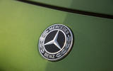 Mercedes-Benz GLA badging