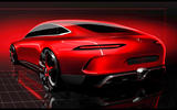 600bhp Mercedes-AMG GT Concept previewed ahead of Geneva
