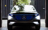 Mercedes eq concept first ride autocar for Mercedes benz eq release date