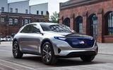 Mercedes-Benz EQ C concept