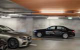 Daimler and Bosch unveil driverless parking garage