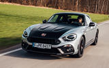 Abarth 124 GT review 2018 driving
