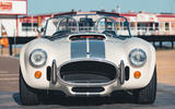 18 AC Cobra 378 Superblower MkIV 2021 UK first drive review static nose