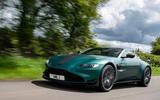 18 Aston Martin F1 edition 2021 UK FD road front