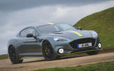 Aston Martin Rapide AMR 2019 UK first drive review - on the road front