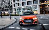 Audi A1 Citycarver 2019 first drive review - cornering front