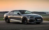 Audi RS5 Coupé 2020 first drive review - static front