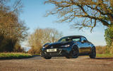 BBR GTI Mazda MX-5 Super 220 2020 UK first drive review - static front