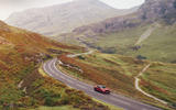 18 Bentley Fyling Spur V8 2021 UK review roads