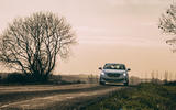 18 BMW 1 Series 128ti 2021 UK first drive review sunset