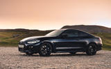 BMW 420i Coupe 2020 UK first drive review - static front