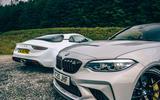 BMW M2 CS - static front
