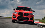 BMW X4 M Competition 2019 first drive review - track nose