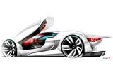 Citroen GT Concept - sketch