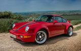 18 Everrati Porsche 964 2021 UK FD static