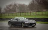 Ferrari Roma 2021 UK first drive review - Goodwood
