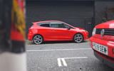 Ford Fiesta ST-Line 2018 long-term review parked side