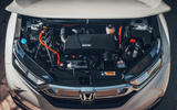 Honda CR-V hybrid 2019 first drive review - engine