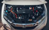 Honda CR-V hybrid 2019 first drive review - engine