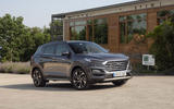 Hyundai Tucson 2.0 CRDI 48v 2018 first drive review static front