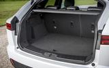 Jaguar E-Pace D150 2018 review boot