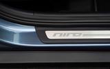 Kia Niro PHEV 2020 UK first drive review - scuff plates