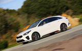 Kia Proceed 2019 first drive review - on the road side