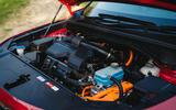 Kia Sorento hybrid 2020 UK first drive review - engine