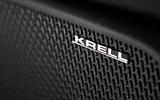Kia Soul EV 2019 first drive review - speakers