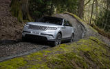 18 Land Rover Range Rover Velar PHEV 2021 UK first drive review off road