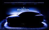 Maserati Grecale - side