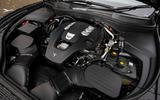 Maserati Levante GranSport V6 2018 first drive - engine