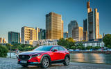 Mazda CX30 2019 first drive review - static front