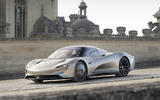 McLaren Speedtail - side