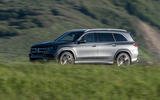 Mercedes-Benz GLS 400D 2019 first drive review - on the road front