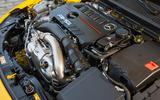 Mercedes-AMG A35 2018 first drive review - engine