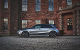 Mercedes-AMG A35 2019 UK first drive review - static side