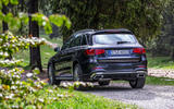 Mercedes-Benz GLC 300d 2019 first drive review - static rear