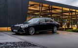 Mercedes-Benz S-Class S500 2020 first drive review - static