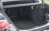 18 Mercedes S Class S400d 2021 UK FD boot