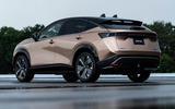 2020 Nissan Ariya - rear 3/4