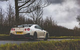 Nissan GT-R Nismo 2020 UK first drive review - static