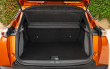 Peugeot 2008 2020 first drive review - boot