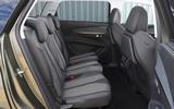 Peugeot 5008 2018 long-term review middle row seats