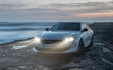 Peugeot 508 SW 2018 first drive review - static lights